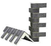 Угловой элемент термопанели